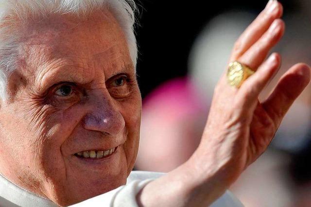 Neue Anzeichen für Papst-Visite in Freiburg