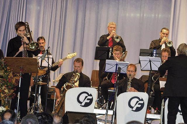 Mit das beste Orchester in der Region