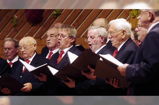 260 Jahre Treue zum Männerchor