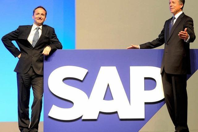 Prozess gegen SAP
