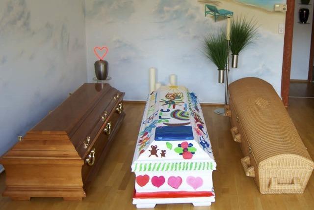Wie will eine Bestatterin beerdigt werden?