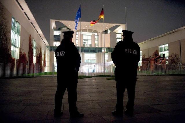Explosives Paket im Kanzleramt: Führt die Spur nach Athen?