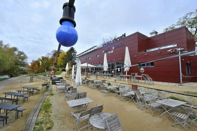 Dreisamufer-Café zu – kommt Filialist?