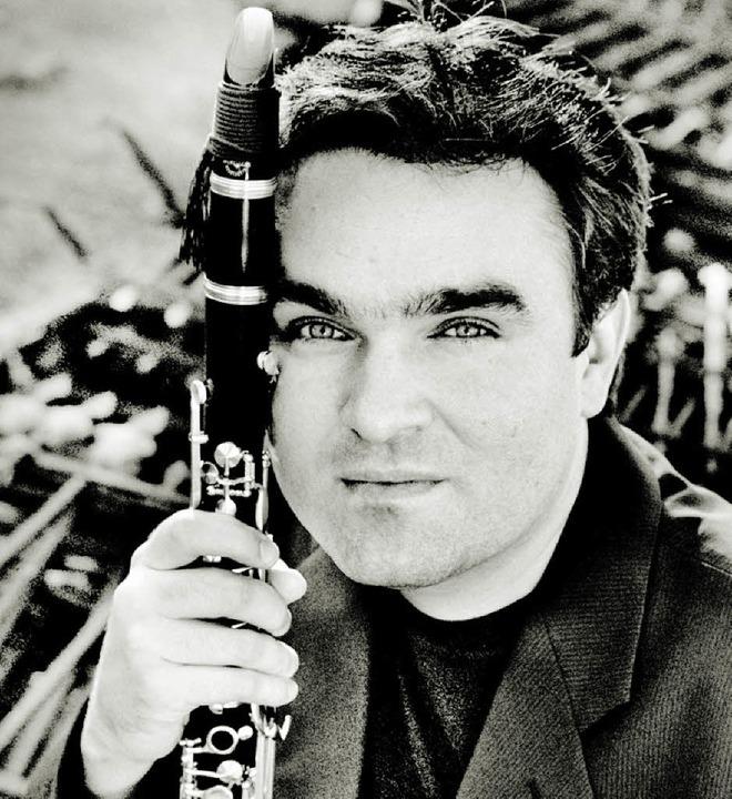 Als Klarinettist und Komponist weltweit gefragt: Jörg Widmann  | Foto: Pro