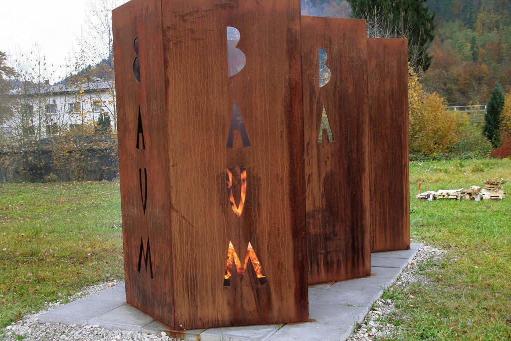 feurige kraft im kalten stahl schopfheim badische zeitung. Black Bedroom Furniture Sets. Home Design Ideas