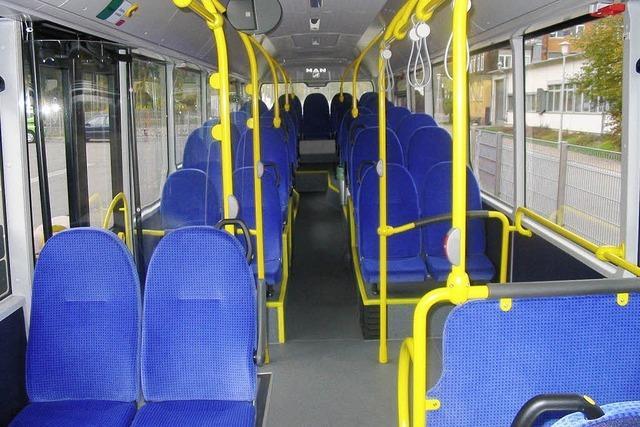 Neue Busse für Neustadt