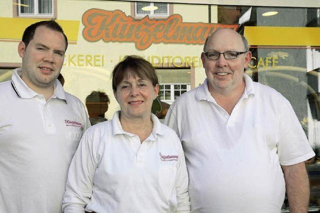 Neue Bäckereifiliale in Grenzach