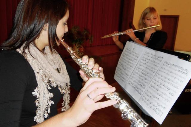 Stolz auf 32 Jungmusiker
