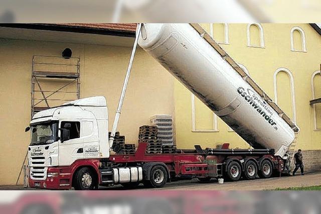 Brauerei Waldhaus investiert 650 000 Euro