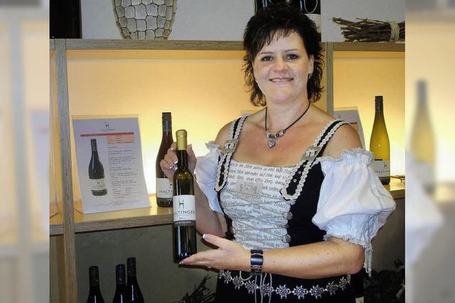Für sie ist Wein ein Erlebnis