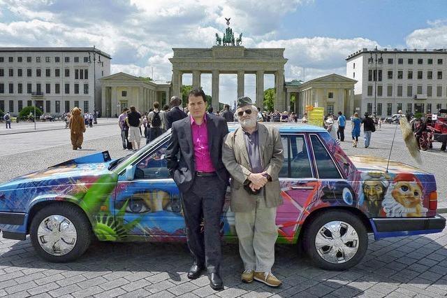 Auf Safari durch Deutschland