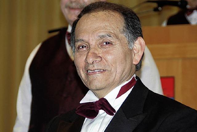 Alejandro Prieto übernimmt