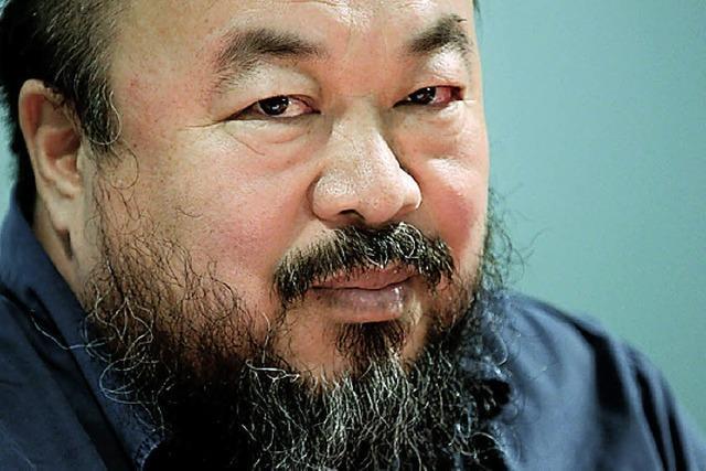 Chinesische Polizei stellt Ai Weiwei unter Arrest