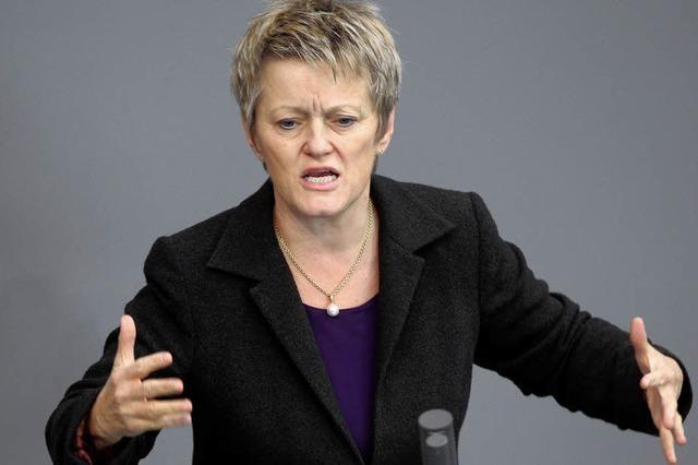 Renate Künast will in Berlin Regierende Bürgermeisterin werden