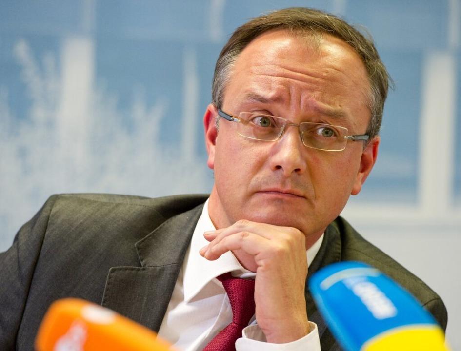 Will nachweisen, dass Ministerpräsiden... beeinflusst hat: Andreas Storch (SPD)  | Foto: dpa