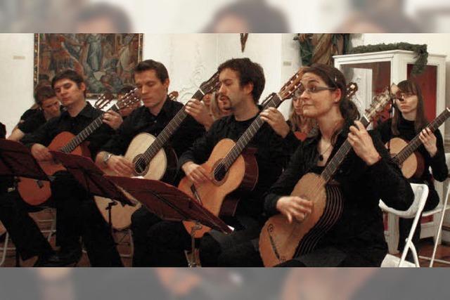 Orchestrale Saitenklänge