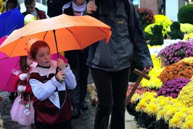 Fotos: Das letzte Chrysanthemen-Wochenende 2010