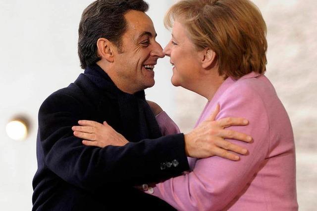 Treffen sich Merkel und Sarkozy in Freiburg?