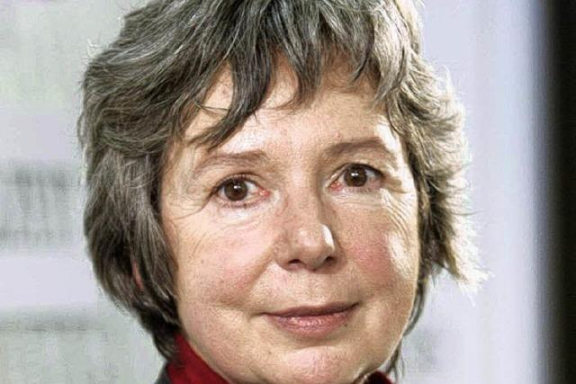 Ulla Hahn liest aus