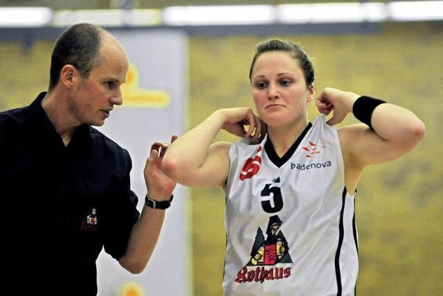 Eisvögel verlieren Spiel und Überblick Basketballerinnen in Leipzig