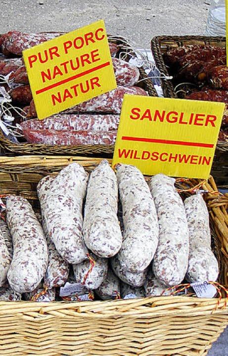 Zweisprachigkeit: Im Elsass wird sie immer seltener.   | Foto: Cames