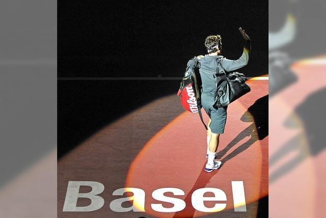 Federer-Sieg in Basel: