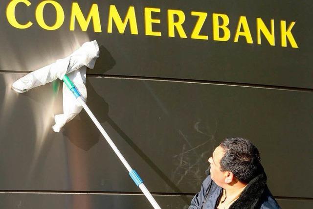 Staat muss um Commerzbank-Zinsen bangen