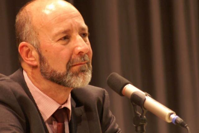 Schwarz bleibt Bürgermeister von Endingen