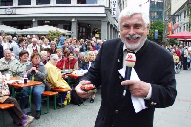 SWR-Moderator Heinz Siebeneicher tot