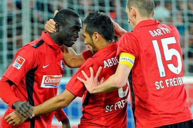 Medienschau zum SC-Sieg gegen Mainz