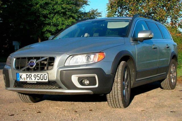 Volvo setzt auf Komfort