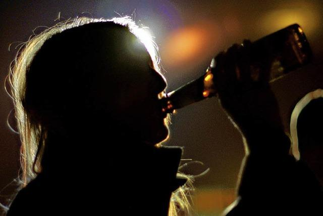 Wenn Jugendliche zu viel trinken