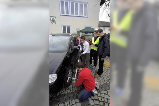 Lernziel: Reifenwechsel