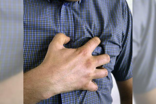 Was tun, wenn das Herz plötzlich aus seinem Takt gerät?