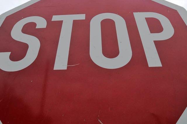 Fünf Monate Fahrverbot für uneinsichtige Rentnerin