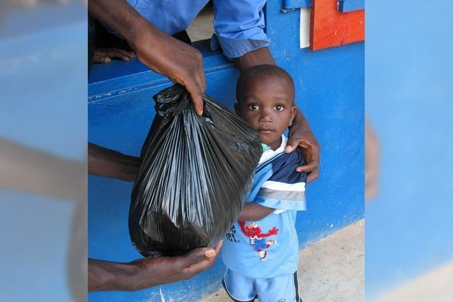 Auf Haiti weiterhin Not und Elend