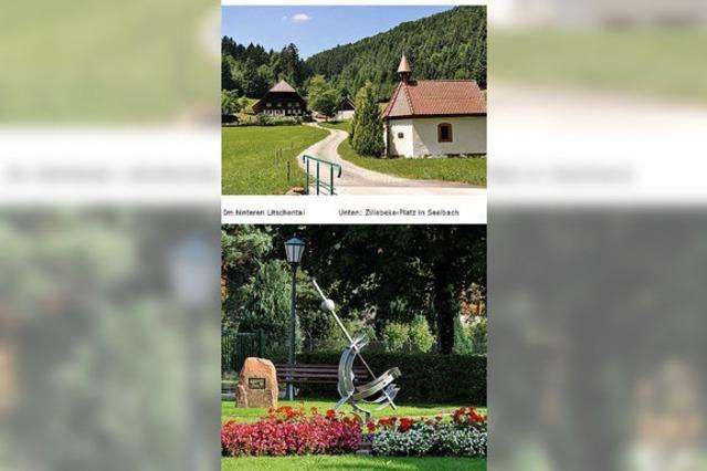 Bilderbuch-Seiten von Seelbach und Umgebung