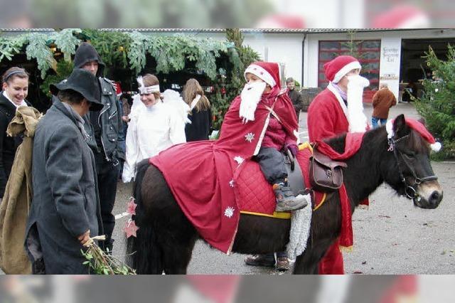 Die Dorfweihnacht läuft von selbst