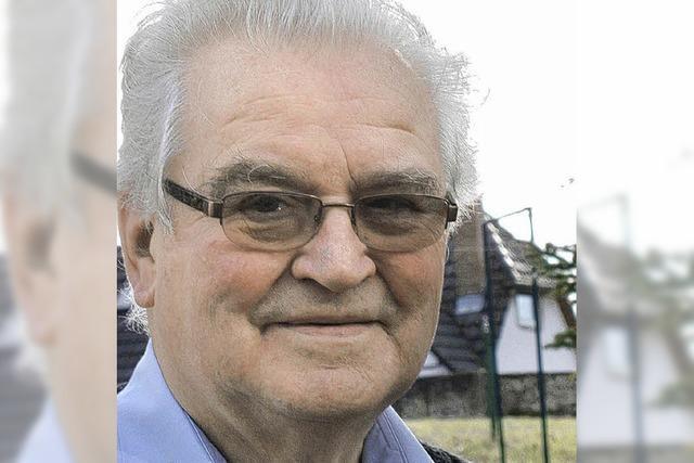 Pfarrer Baumann: ein Mann der Kirche, mit eigenen Standpunkten