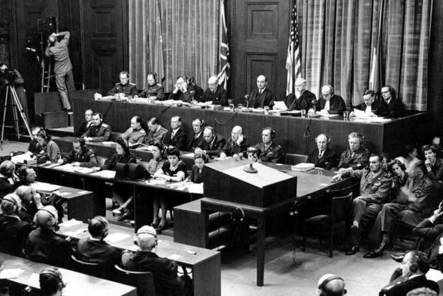 Nürnberg: Gerichtssaal der Geschichte wird zum Museum