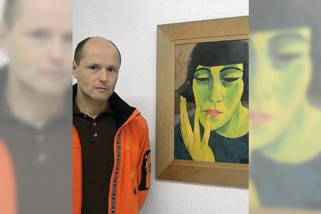 Ibenthaler-Haus dokumentiert Porträt-Schwerpunkt
