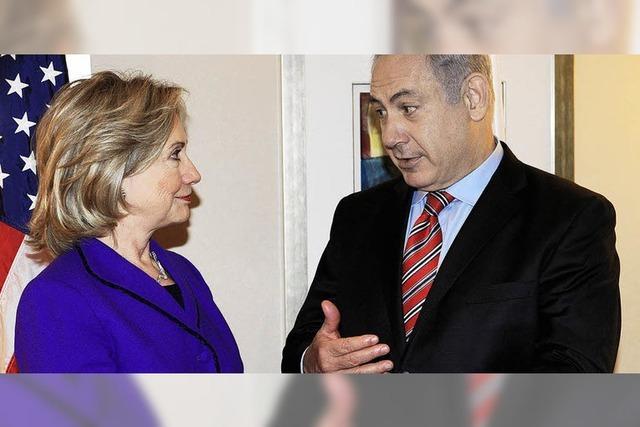 USA verhandeln hart mit Israel