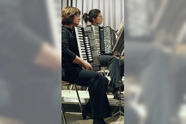 Musiker ziehen Publikum in den Bann