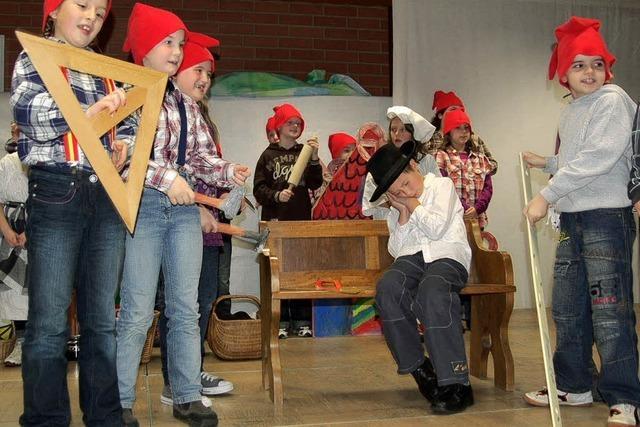 Ein buntes Fest der Schule am Silberberg