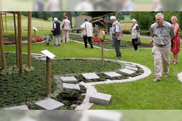 Ideen für Friedhofskultur