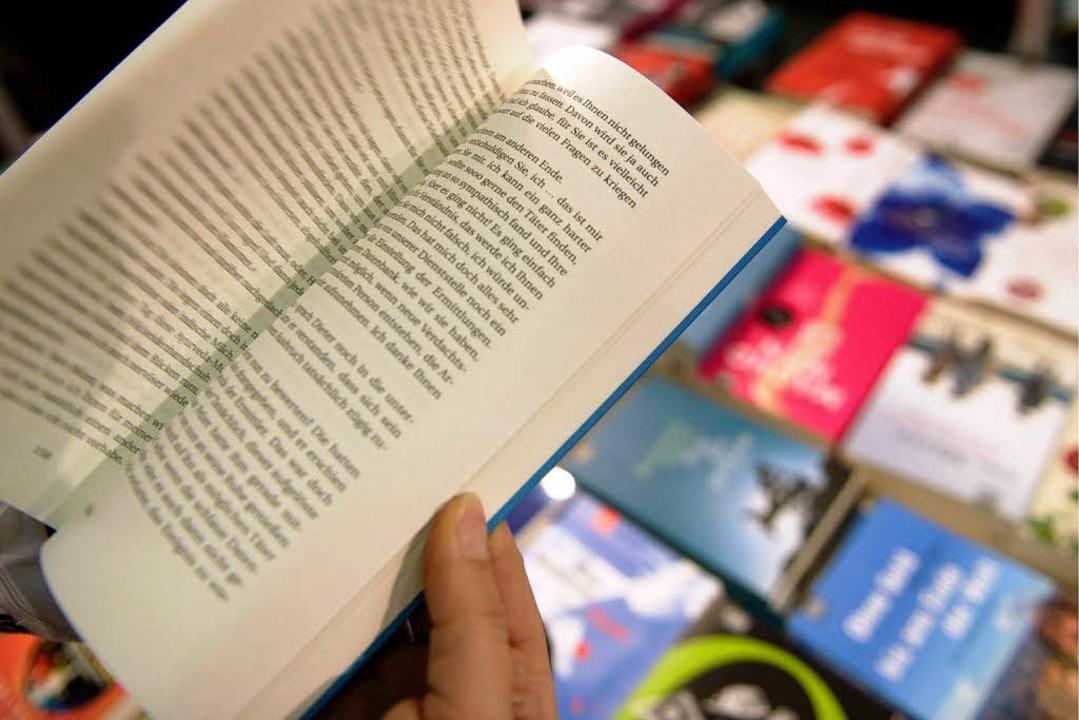 BuchBasel : Größer, bunter, professioneller.  | Foto: dpa