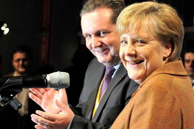 CDU-Parteitag: Mappus warnt vor