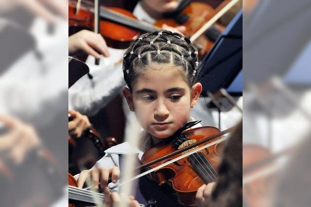 Jugend musiziert für
