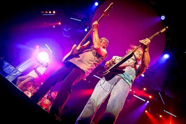 Deep Purple: Jungbrunnen in der Rothaus-Arena