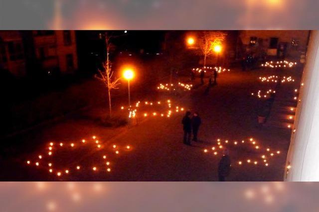 Oberrieder Klosteranlage erstrahlt im Licht der Sterne